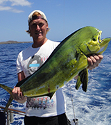 Wahoo Fishing in Tenerife